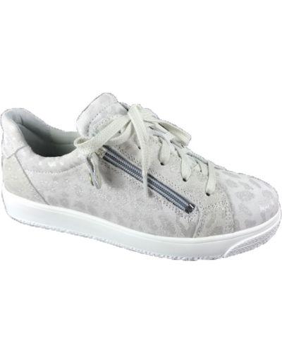 Szare sneakersy Hickersberger