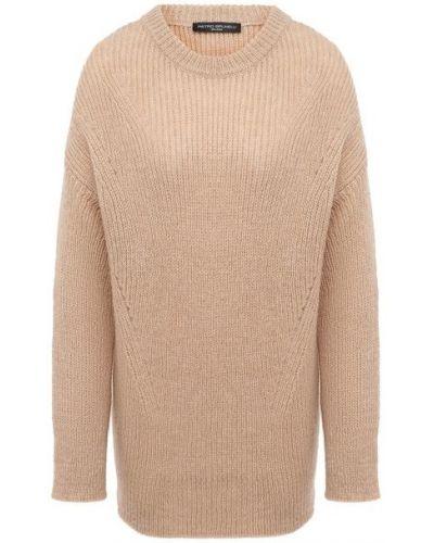 Розовый свитер из мохера Pietro Brunelli