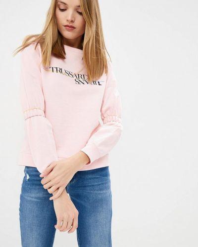 Розовые джинсы Trussardi Jeans