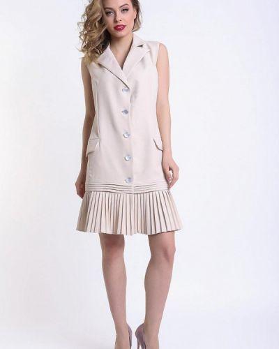 Белое платье весеннее Tutto Bene