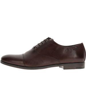 Кожаные туфли на шнуровке Vagabond