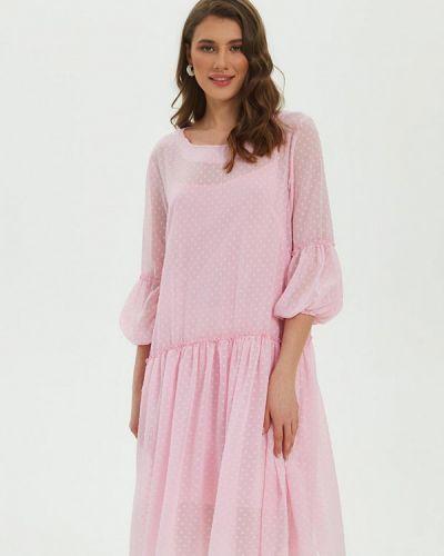 Вечернее платье - розовое Aelite