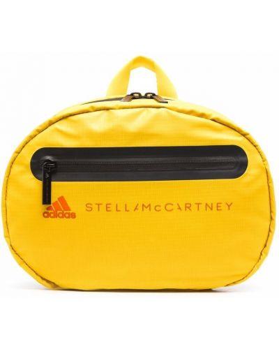 Сумка тоут - желтая Adidas By Stella Mccartney