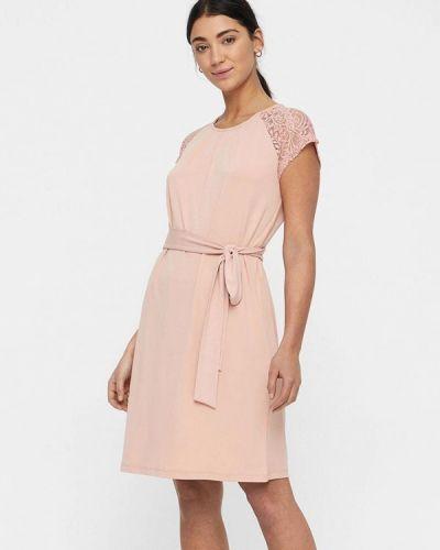 Платье розовое Vero Moda