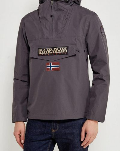 Серая куртка Napapijri