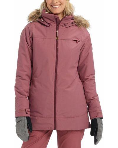Утепленная спортивная куртка сноубордическая на молнии Burton