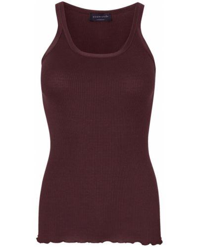 Fioletowa koszulka Rosemunde