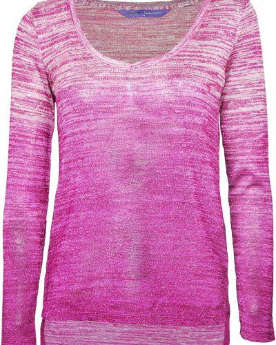 Bluzka asymetryczna - fioletowa Next
