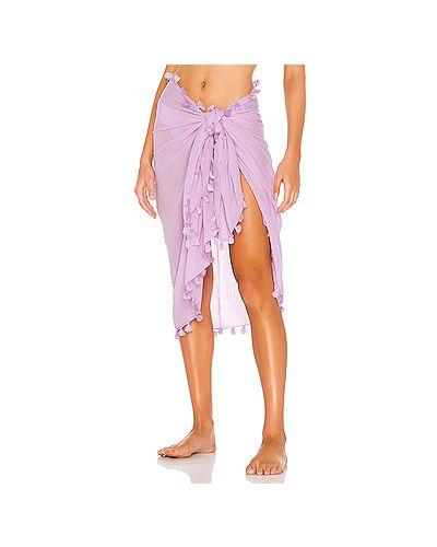 Юбка фиолетовый Seafolly