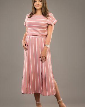 Платье из штапеля платье-сарафан ангелика