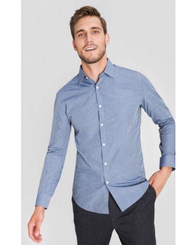 Рубашка - голубая O'stin