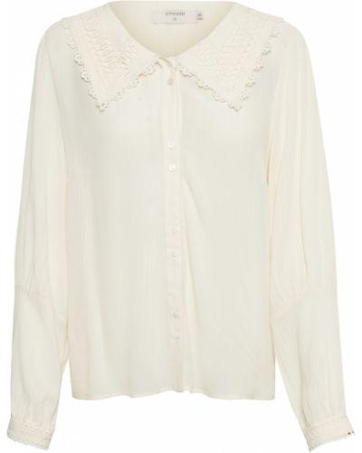 Bluzka - beżowa Cream