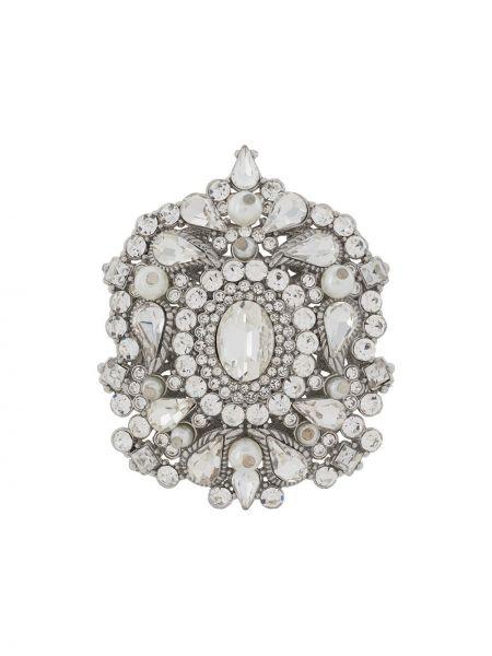 Srebro broszka ze srebra Alexandre Vauthier