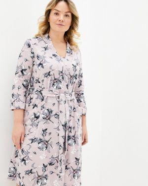 Платье розовое весеннее Lika Dress