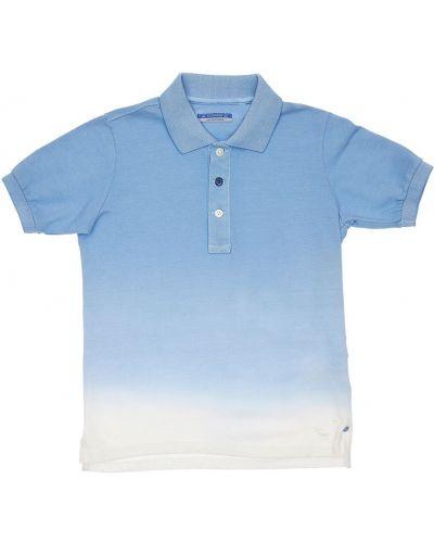 Niebieski klasyczny klasyczna koszula bawełniany Jacob Cohen