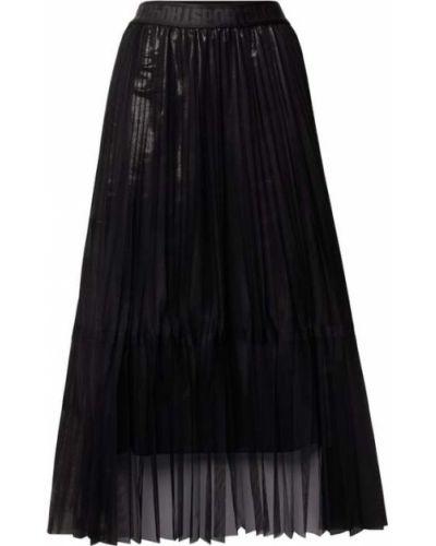 Długa spódnica - czarna Marc Cain