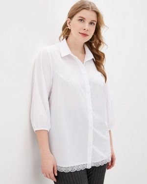 Блузка - белая Gorda Bella