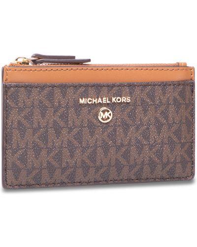 Brązowy charms Michael Michael Kors