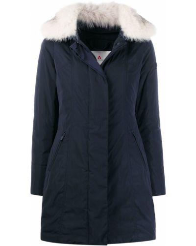 Длинное пальто био пух пальто Peuterey
