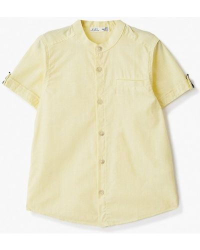 Желтая рубашка Defacto