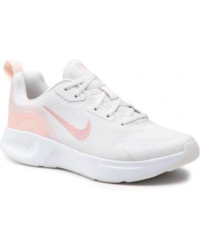 Półbuty - białe Nike