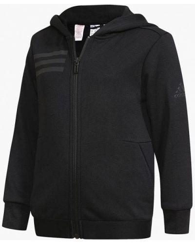 Толстовка черная Adidas
