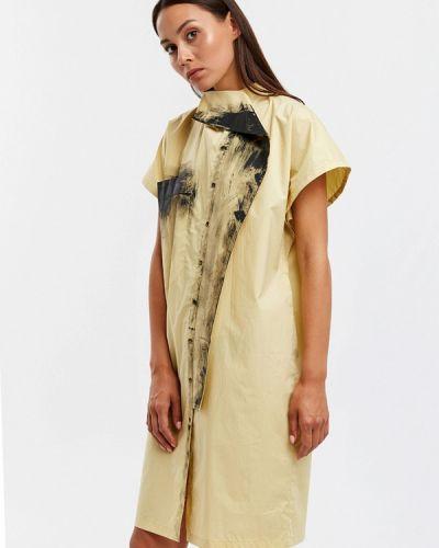 Платье платье-рубашка осеннее Sefer