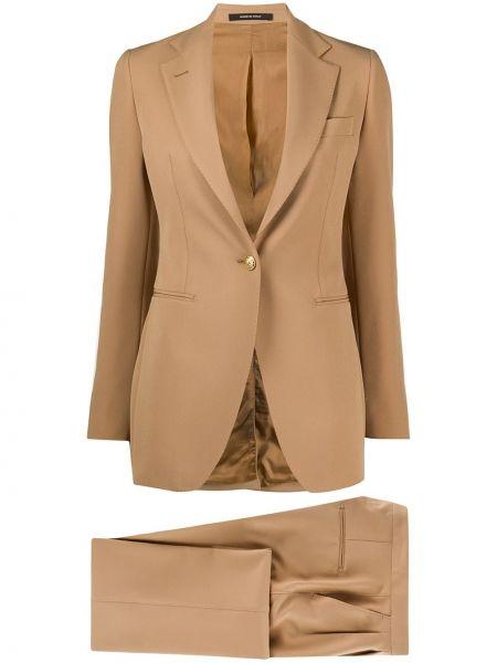 Spodni garnitur kostium z klapami Tagliatore