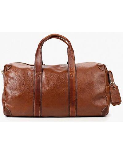 Кожаная сумка дорожная Olio Rosti