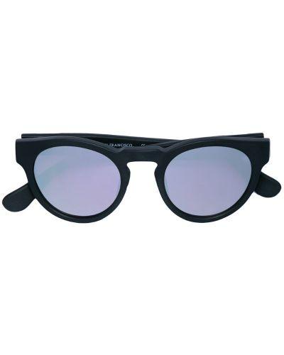 Солнцезащитные очки черные Westward Leaning