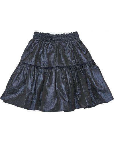 Niebieski spódnica na gumce Tia Cibani