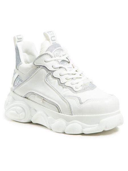 Sneakersy - białe Buffalo