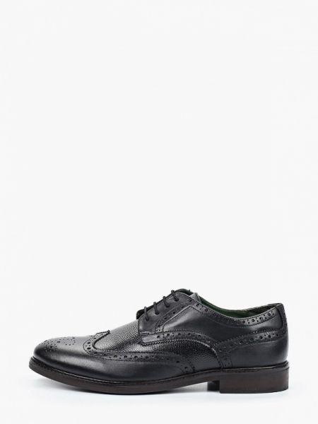 Кожаные туфли - черные Burton Menswear London