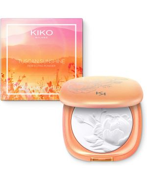 Пудра для лица фиксирующая осветляющий Kiko Milano