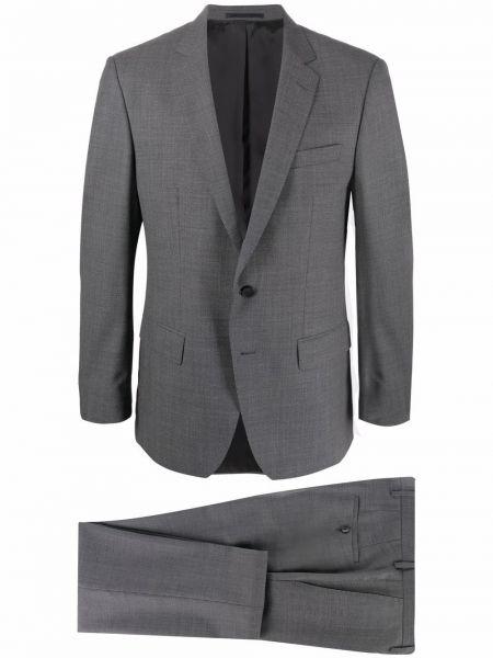 Шерстяной костюм - серый Boss Hugo Boss