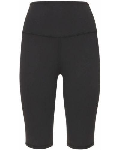 Черные спортивные спортивные шорты Michi