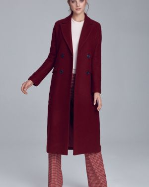 Zimowy płaszcz klasyczny od płaszcza przeciwdeszczowego Nife