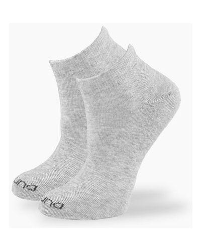 Спортивные носки - серые дюна