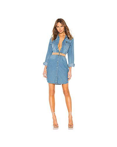 Платье с карманами на пуговицах Wrangler
