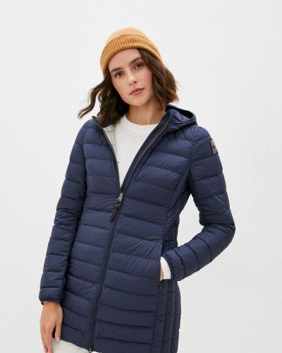 Синяя куртка Parajumpers