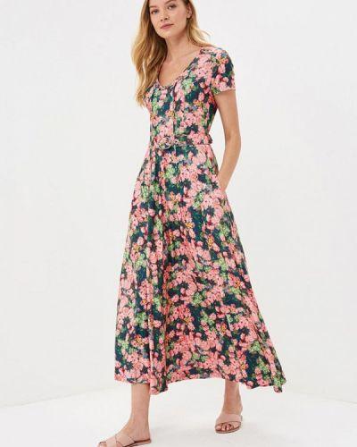 Разноцветное платье Tantino