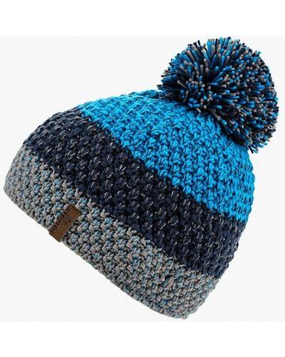 Синяя шапка осенняя Ziener