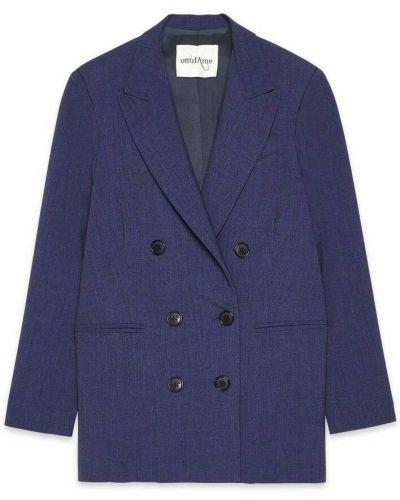 Niebieska kurtka Ottodame