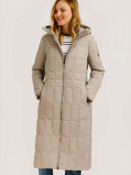 Утепленная куртка - бежевая Finn Flare