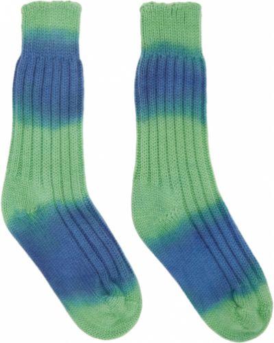 Белые кашемировые носки The Elder Statesman