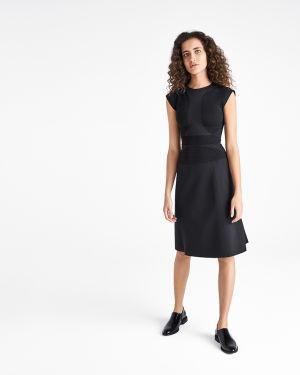 Платье миди с декольте бесшовное Wolford