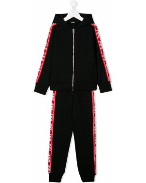 Спортивный костюм с капюшоном с манжетами Diesel Kids
