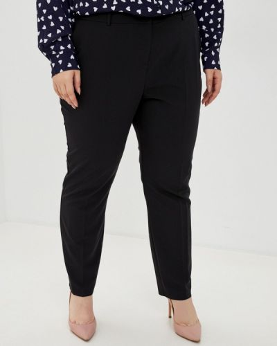 Черные классические брюки Evans