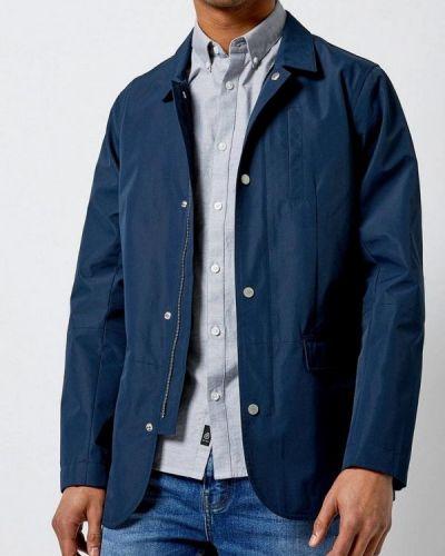 Куртка легкая синяя Burton Menswear London