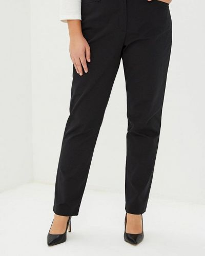 Черные классические брюки Gerry Weber